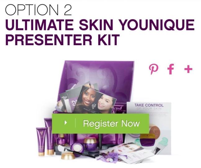 presenter kit face