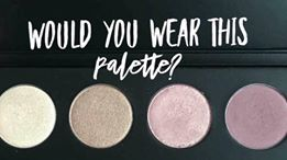 y pallette would you wear?